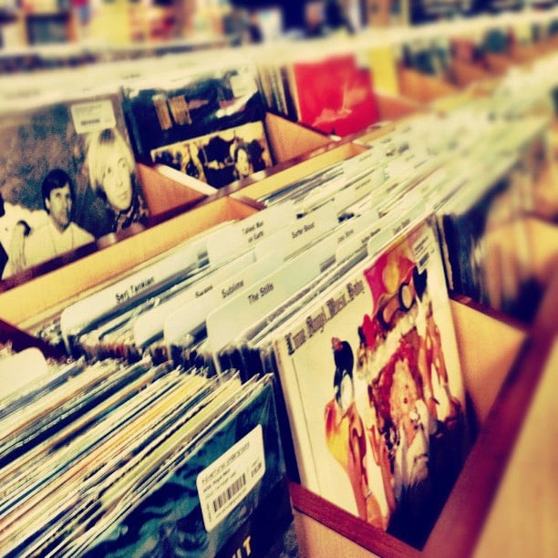 Visit the Record Store