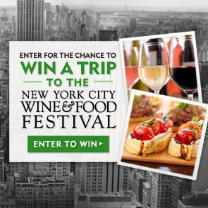 Win a Trip to the NYC Wine & Food Festival With YumSugar