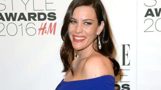 Liv Tyler Shows Off Her Bare Baby Bump in Adorable Photo