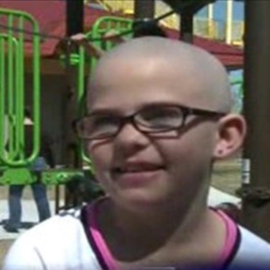 Girl Suspended For Shaving Her Head