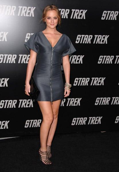 2009, Star Trek LA Premiere