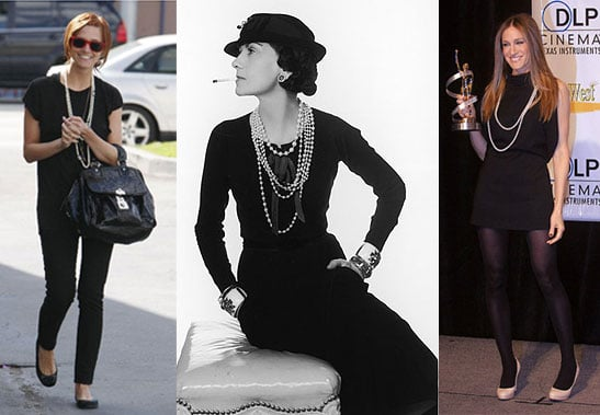 Trend Alert: Long and Lean Pearls