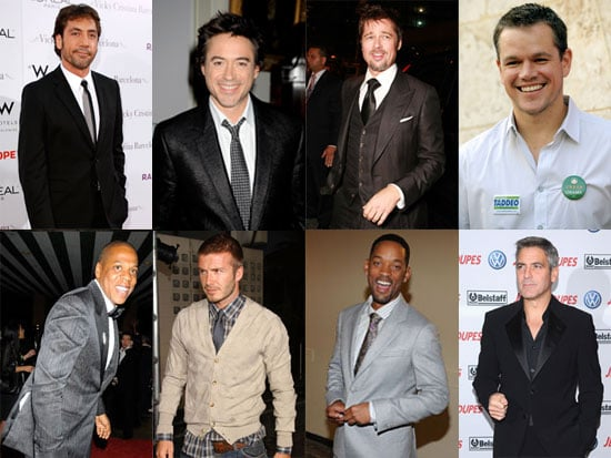 Who's Your Favorite Male of 2008?