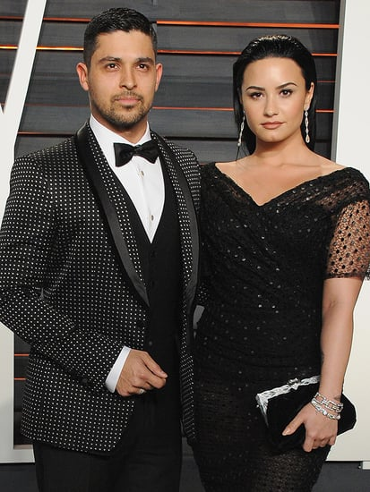 No, Demi Lovato Is Not Engaged to Boyfriend Wilmer Valderrama: So What's the Deal with That Diamond Ring?