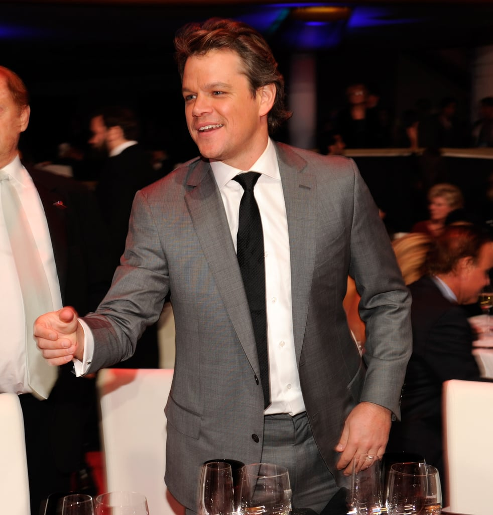 If Matt Damon Makes Another Bourne, He Wants to Do It Right