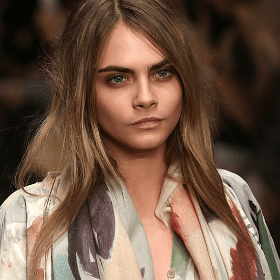 Burberry Fall 2014 Hair and Makeup | Runway Pictures