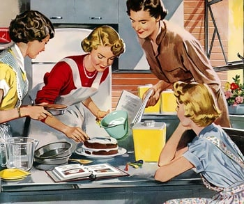 The Stigma of Being a Housewife