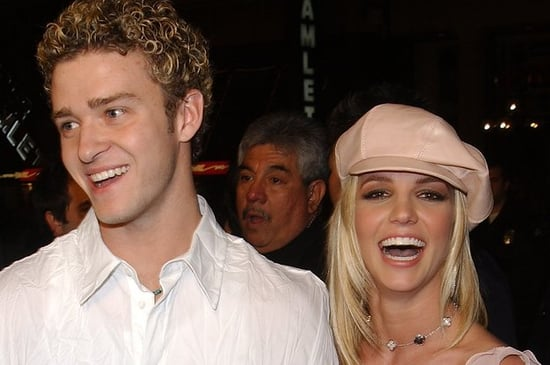 Watch Britney Spears Blush Over JT In This Adorable Interview From 2002