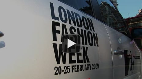 FABTV: London Fashion Week A/W '09 Round Up