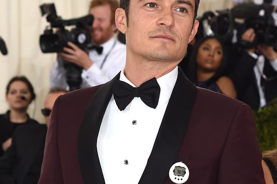 Orlando Bloom And Katy Perry Showed Up To The Met Gala Wearing Tamagotchis