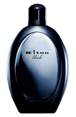 Oh Man: Kiton Black is a Masculine Fragrance for a Strong Woman