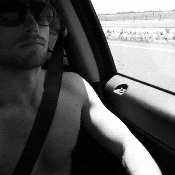 Hayden Quinn road tripped from LA to San Francisco. Source: Instagram user hayden_quinn