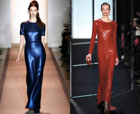 2011 Fall Fashion Trends: Sequin Gowns