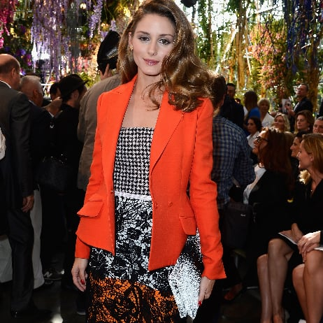 Olivia Palermo Fashion Week Street Style Pictures