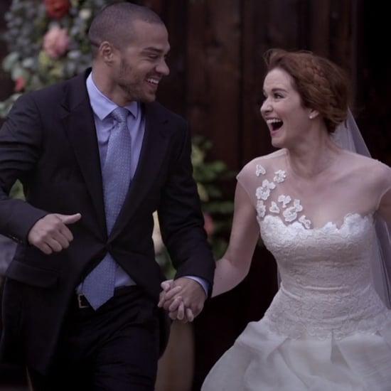 Grey's Anatomy Jackson and April GIFs