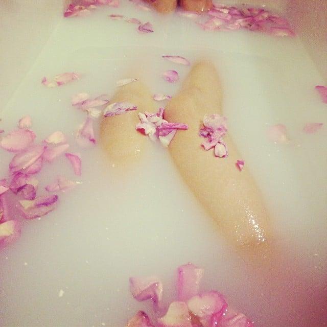 Bathe in Milk