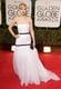 Jennifer Lawrence at the Golden Globes