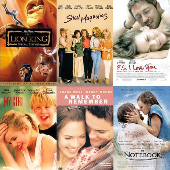 The Movies That Make You Cry