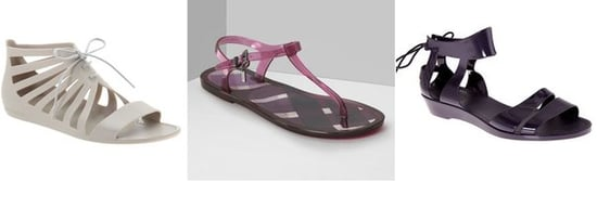 Designers Do Jelly Sandals For Spring