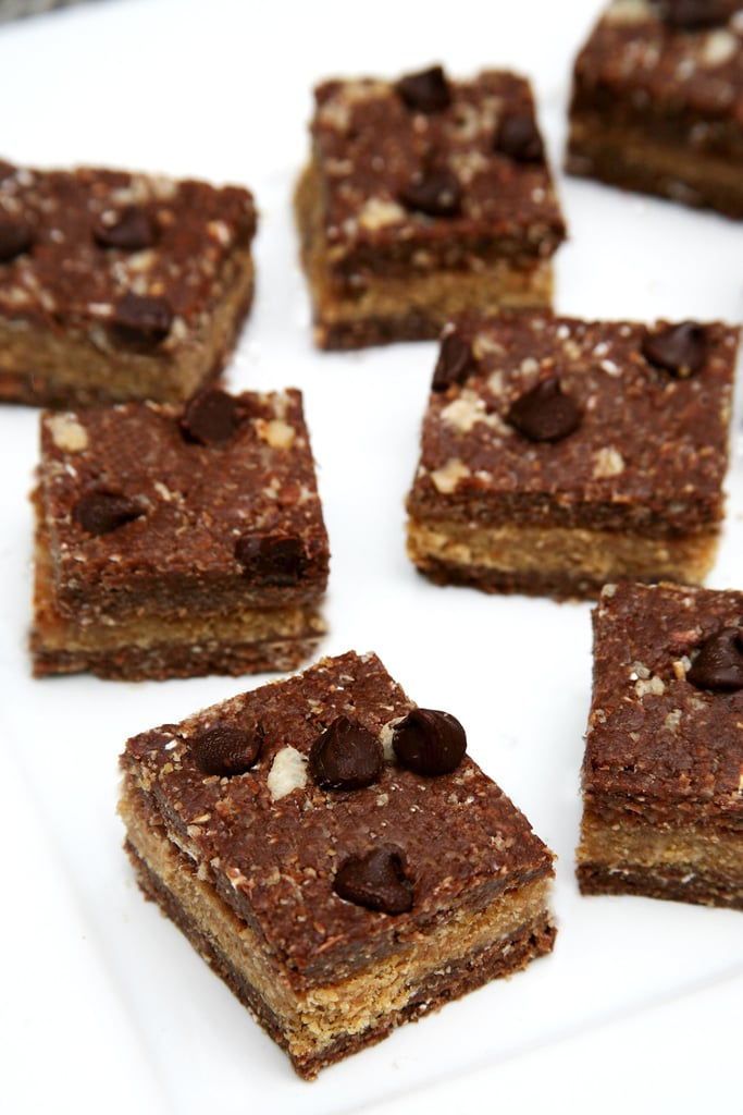 Chocolate Peanut Butter No-Bakes
