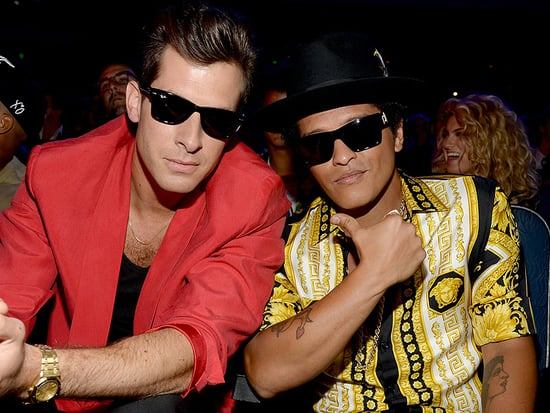 'Uptown Funk' Is a Grammy Hit! Bruno Mars and Mark Ronson Nab Trophy for Best Pop Duo/Group Performance