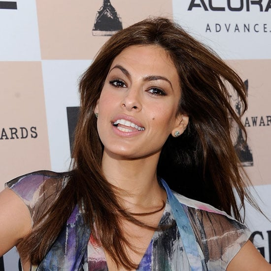 Eva Mendes Independent Spirit Awards 2011