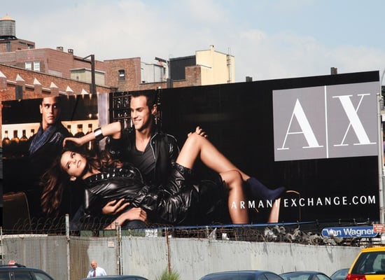 Fashion in 50 Seconds 10/21with A X Armani Exchange, Chin Choi, & Catherine Malandrino