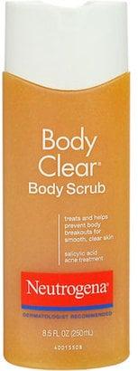 Reader Review of the Day: Neutrogena Body Clear Body Scrub