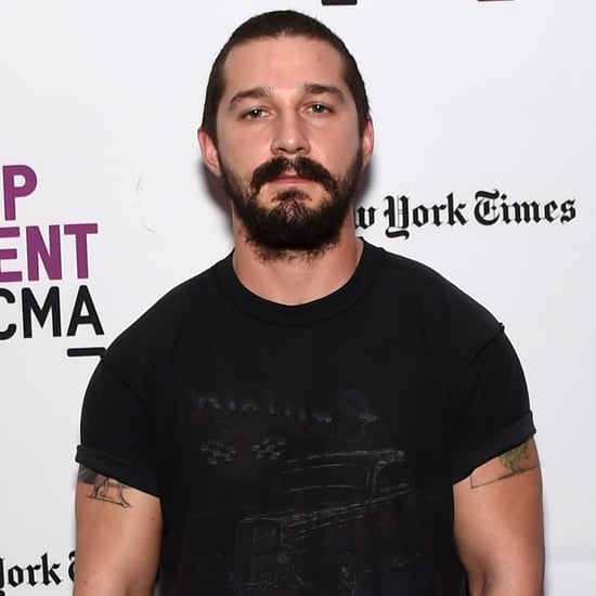 Shia LaBeouf in an Life Live Stream
