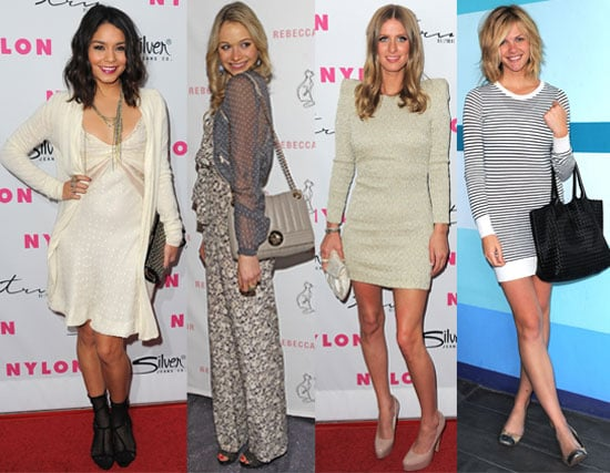 Pictures of Celebrity Street Style and Red Carpet