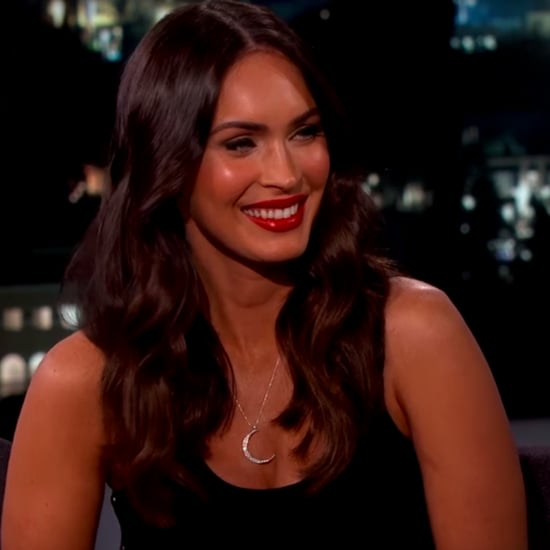 Megan Fox on Jimmy Kimmel Live May 2016