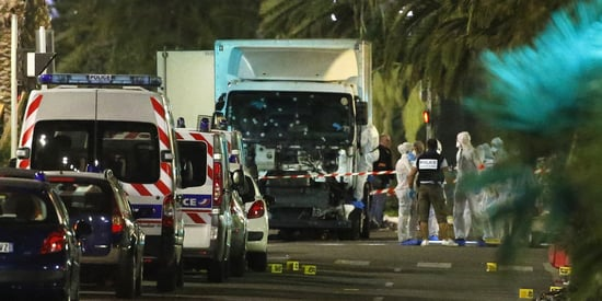 Sadly Familiar Hashtag Resurfaces During Nice Terror Attack