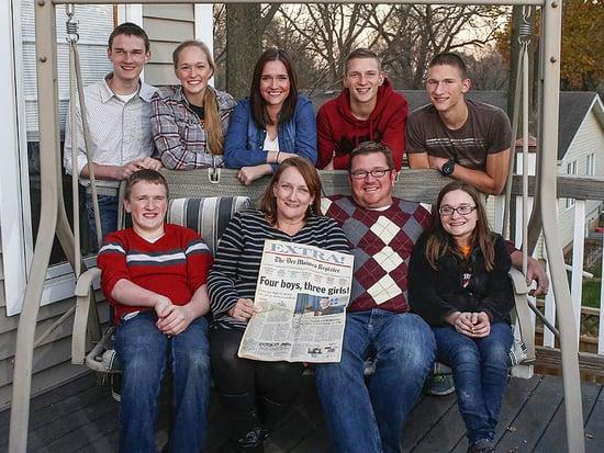 4 of the McCaughey Septuplets Start College at Hannibal-LaGrange University