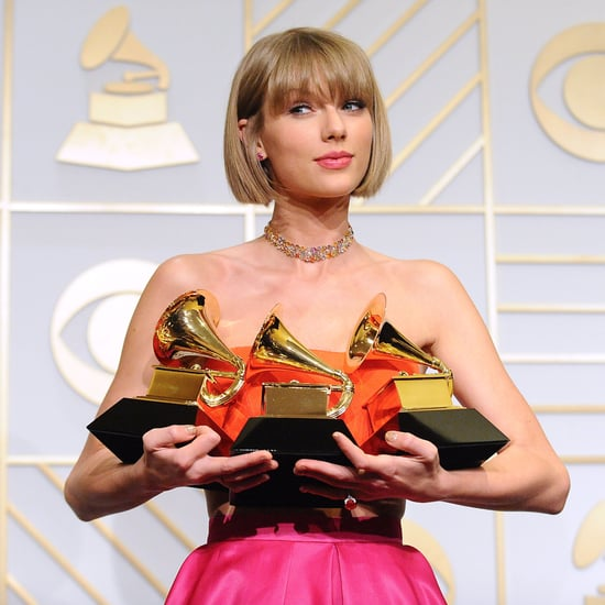 Celebrity Reactions to Taylor Swift's Grammys Speech 2016