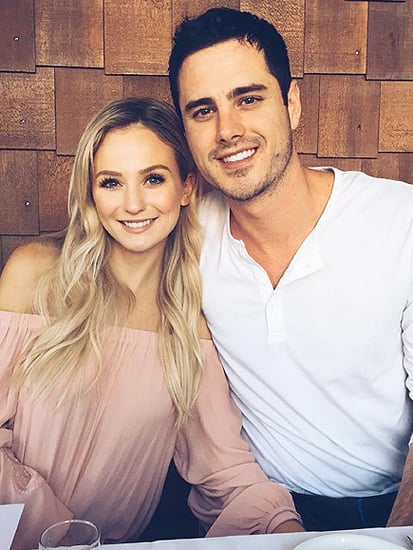 Cheers! The Bachelor's Ben Higgins and Lauren Bushnell (Finally!) Celebrate Their Engagement with Family and Friends