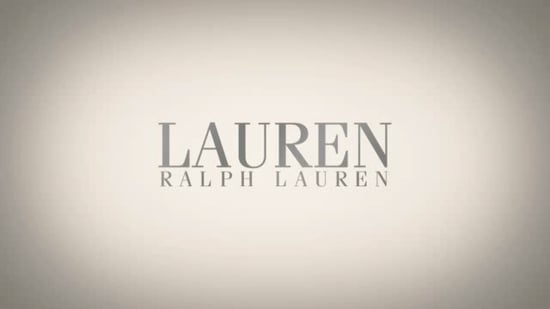 Lauren by Ralph Lauren Fall Fashion Show With Editor Commentary