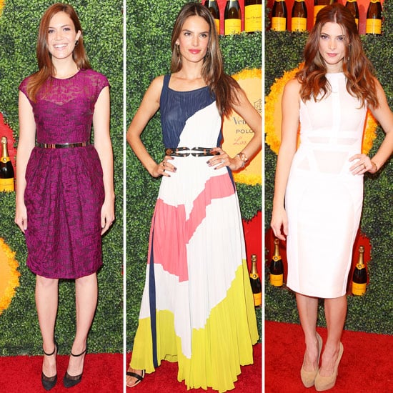 It Was an All-Out Fashion Parade at the Veuve Clicquot Polo Classic