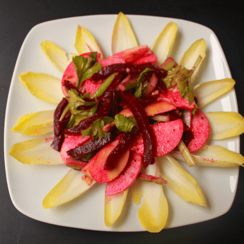 Flavors of Fall: Beet and Apple Salad
