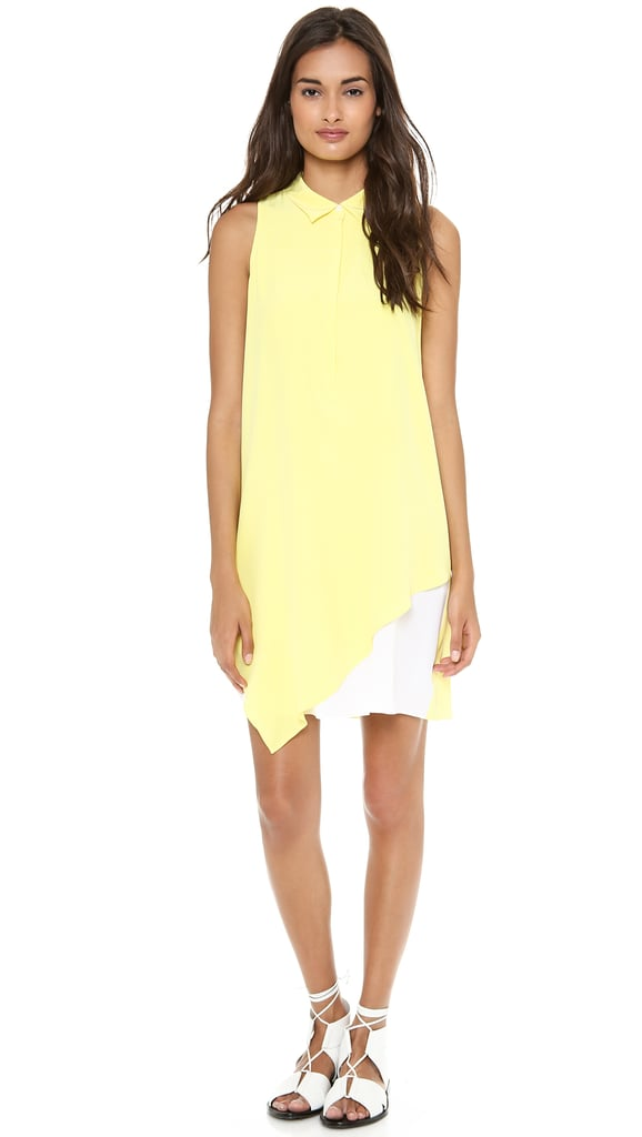 Band of Outsiders Yellow Dress
