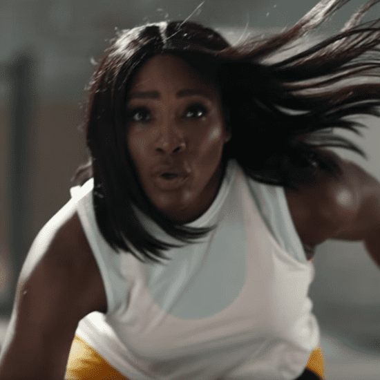 Serena Williams in Nike Revolution Ad