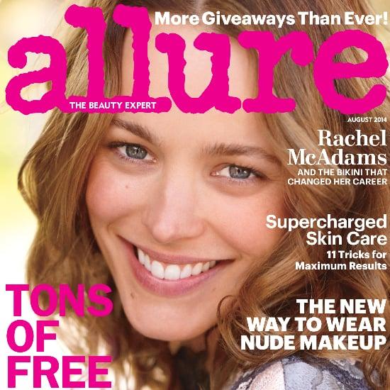 Rachel McAdams Interview With Allure   August 2014