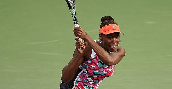Why Venus Williams Won't Count Calories