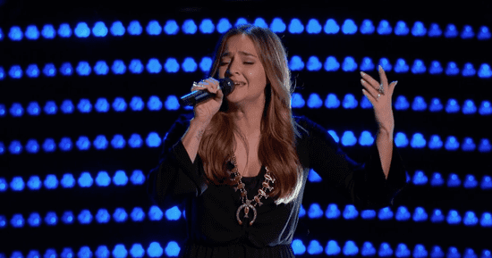 'Curly Sue' Star Alisan Porter Stages Her Comeback On 'The Voice'