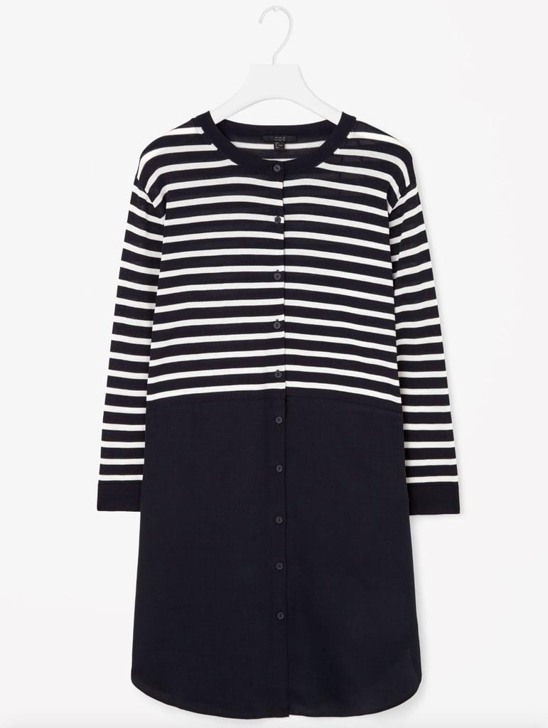 Cos Dress With Silk Skirt ($115)