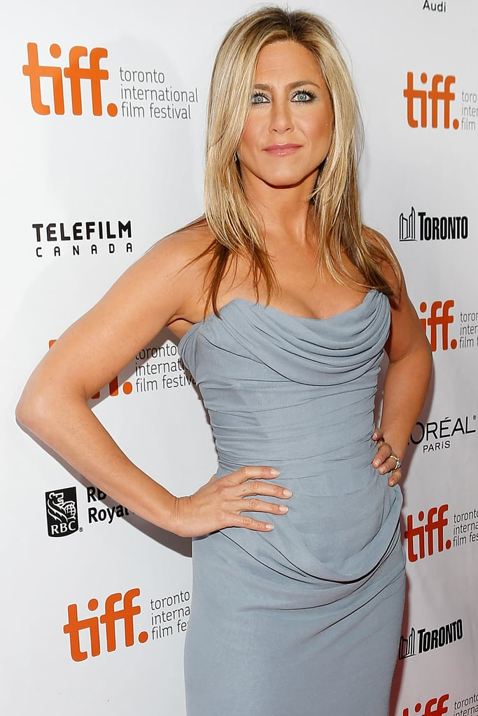 "Jennifer Aniston is in talks for Mean Moms, an ""adult-themed comedy"" in the vein of Mean Girls. She'll play a mother who moves to the suburbs and encounters the world of competitive parenting."