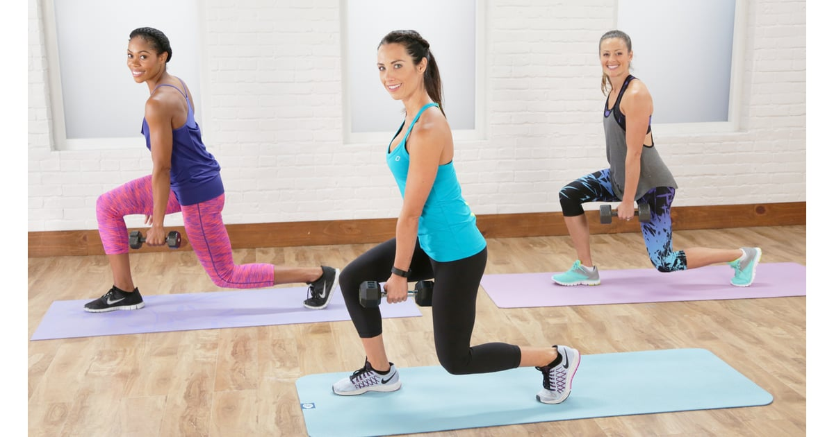Two Week Workout Challenge For Total Body | POPSUGAR