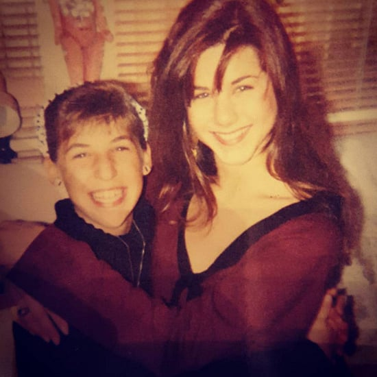 Mayim Bialik Wins #TBT with Vintage Photo of Jennifer Aniston from Their 1990 Sitcom