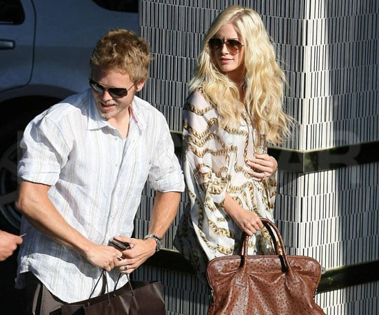 Photo Slide of Heidi Montag and Spencer Pratt Arriving at Audrina's