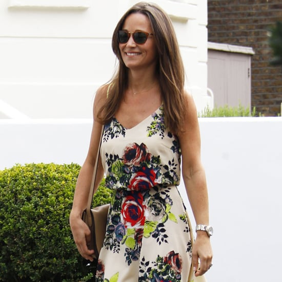 Pippa Middleton's Floral Dress July 2016