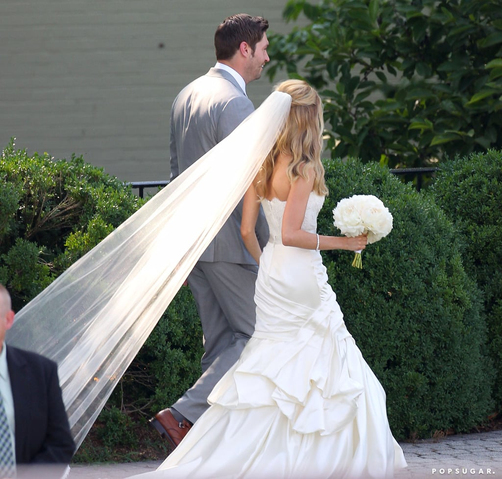 Another great shot of the happy couple.